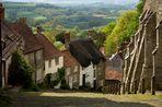 Gold Hill - Shaftesbury