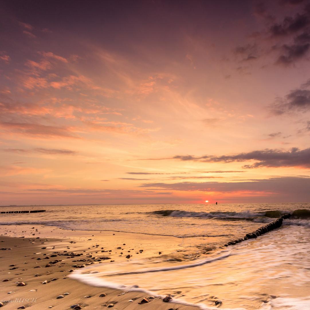 Golden Baltic Sea