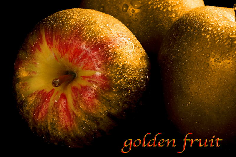 .....golden fruit......