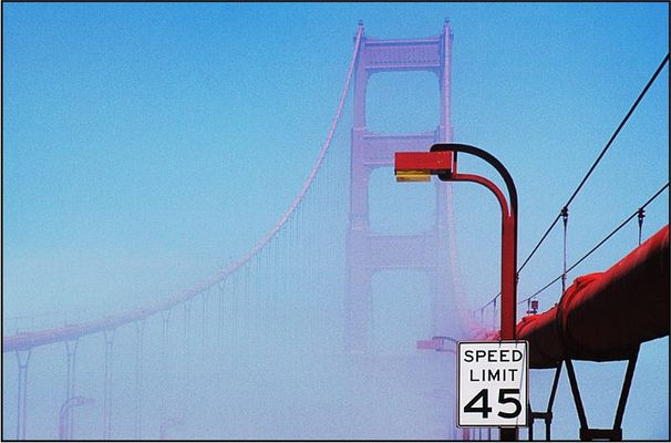Golden Gate 45mph