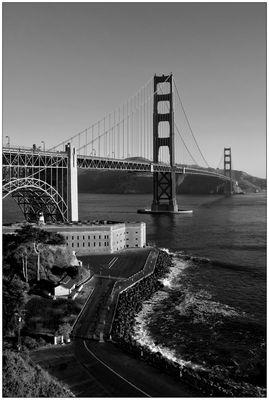 Golden Gate Bridge - 2010