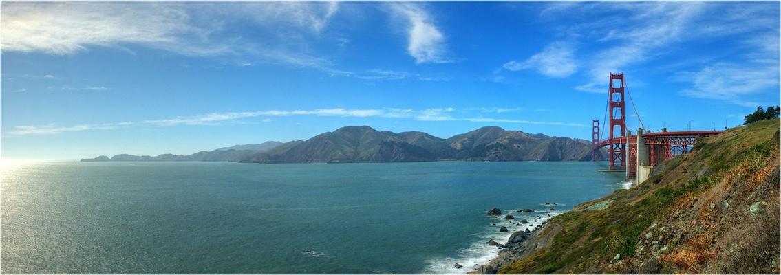 [[[ Golden Gate Bridge ]]]