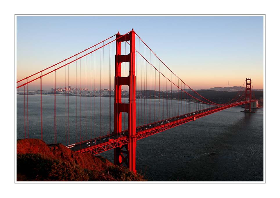 Golden Gate Bridge (III)