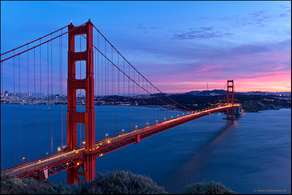 golden gate bridge san francisco foto bild north america united states california bilder. Black Bedroom Furniture Sets. Home Design Ideas