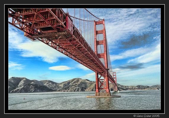 Golden Gate Bridge -----the-art-project ---.