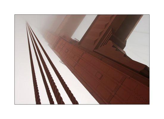 Golden Gate Bridge X