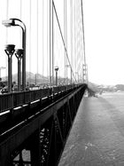 Golden Gate Bridge/San Francisco in SW
