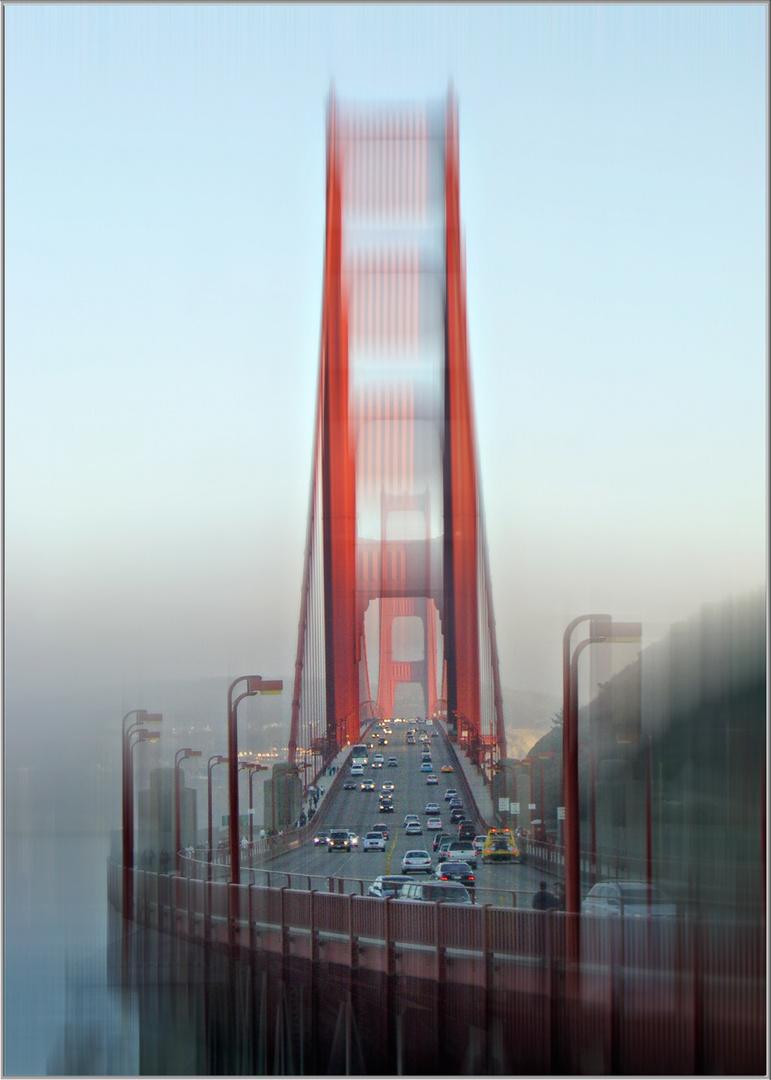 Golden Gate Brücke
