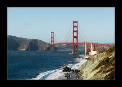 [ Golden Gate ]