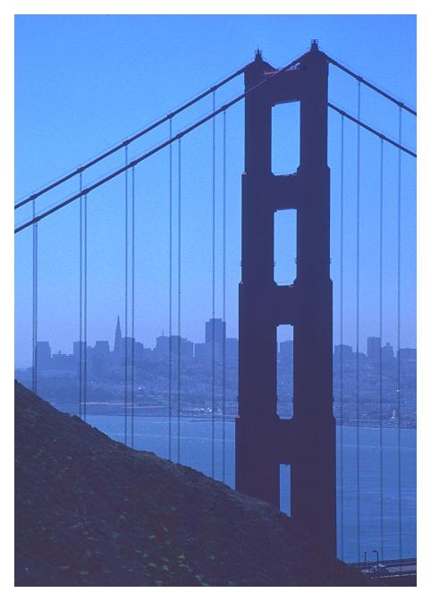 Golden Gate in SF