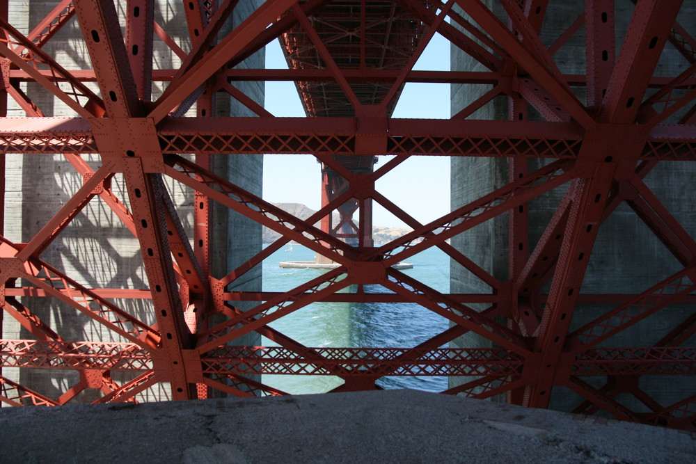 Golden Gate mal anders