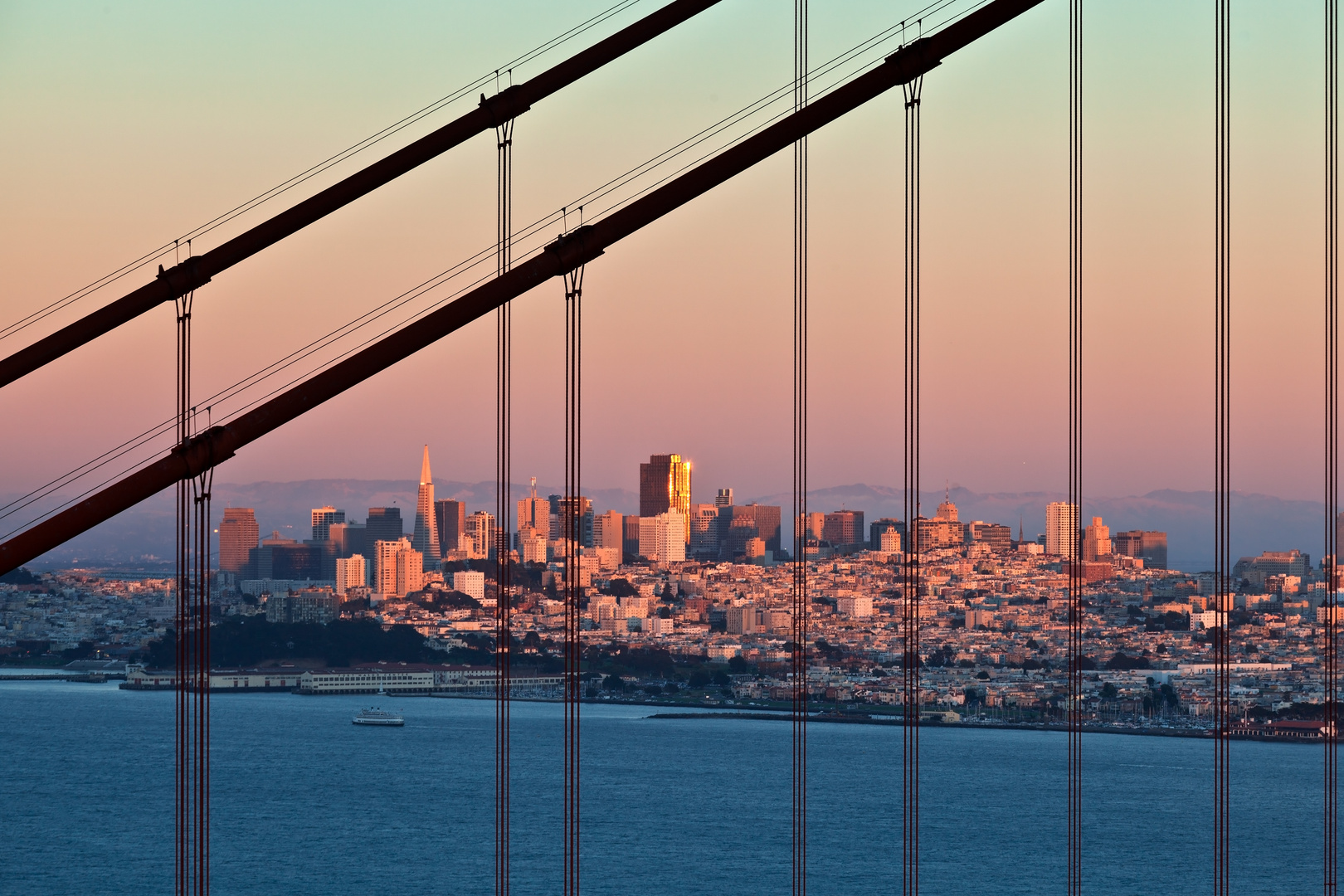 Golden Gate (mal anders)