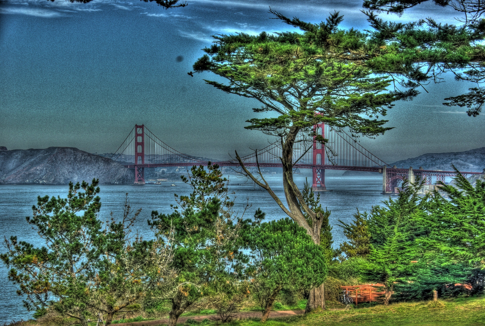 Golden Gate SFO