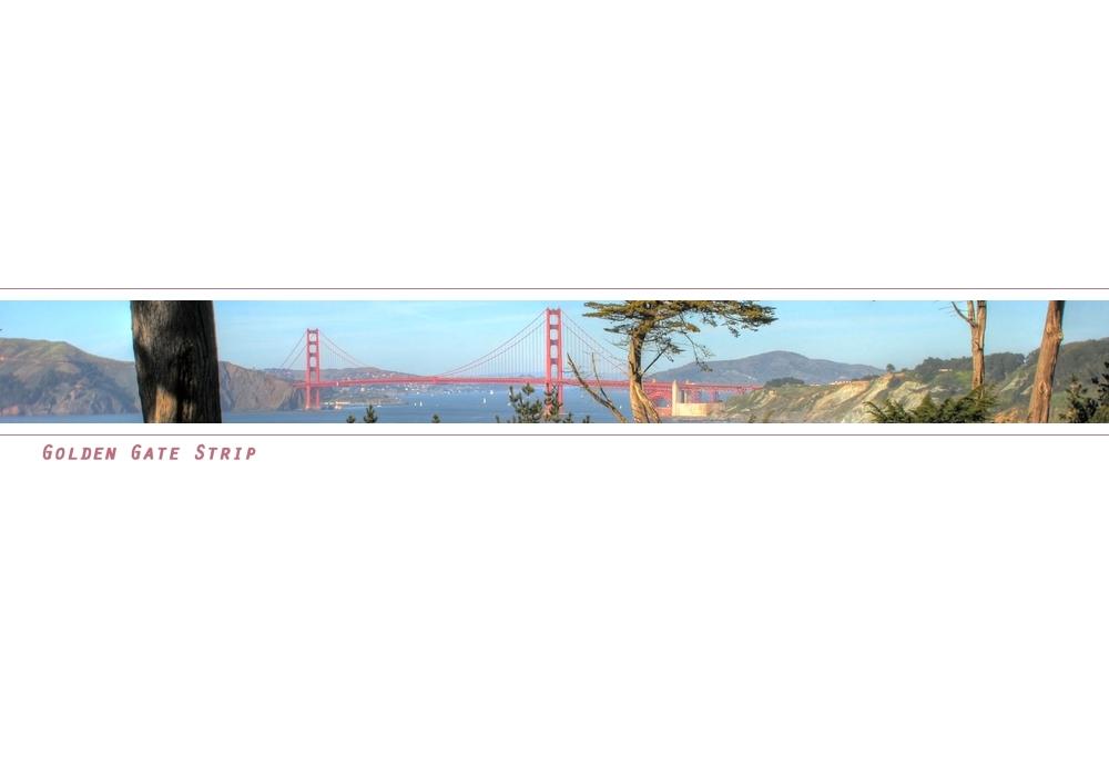 Golden Gate Strip