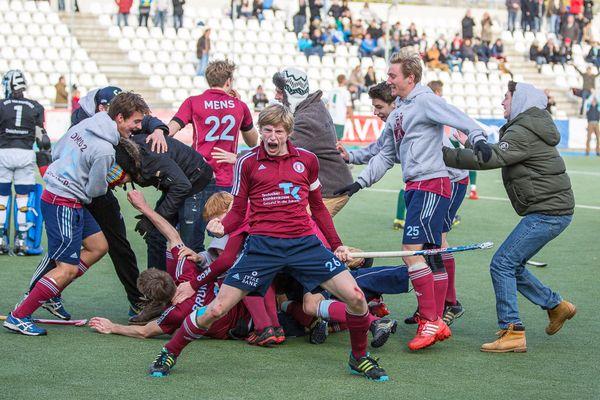 Golden Goal, Sieg und Deutscher Meister - Emotion pur