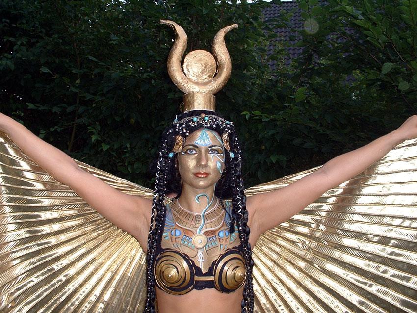 Golden Godess