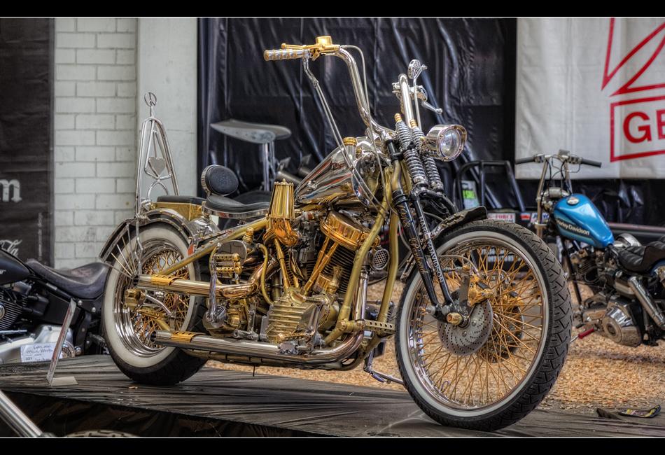 Golden Harley