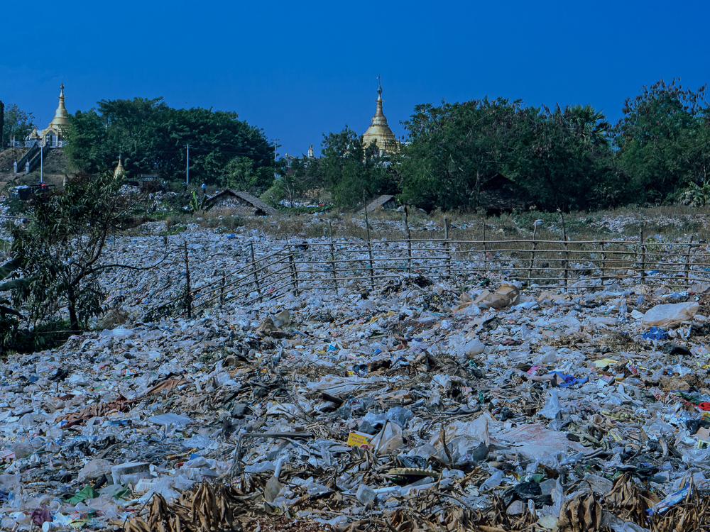 Golden Myanmar-die andere Seite
