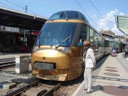 Golden Pass Express