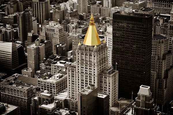 Golden Rooftop