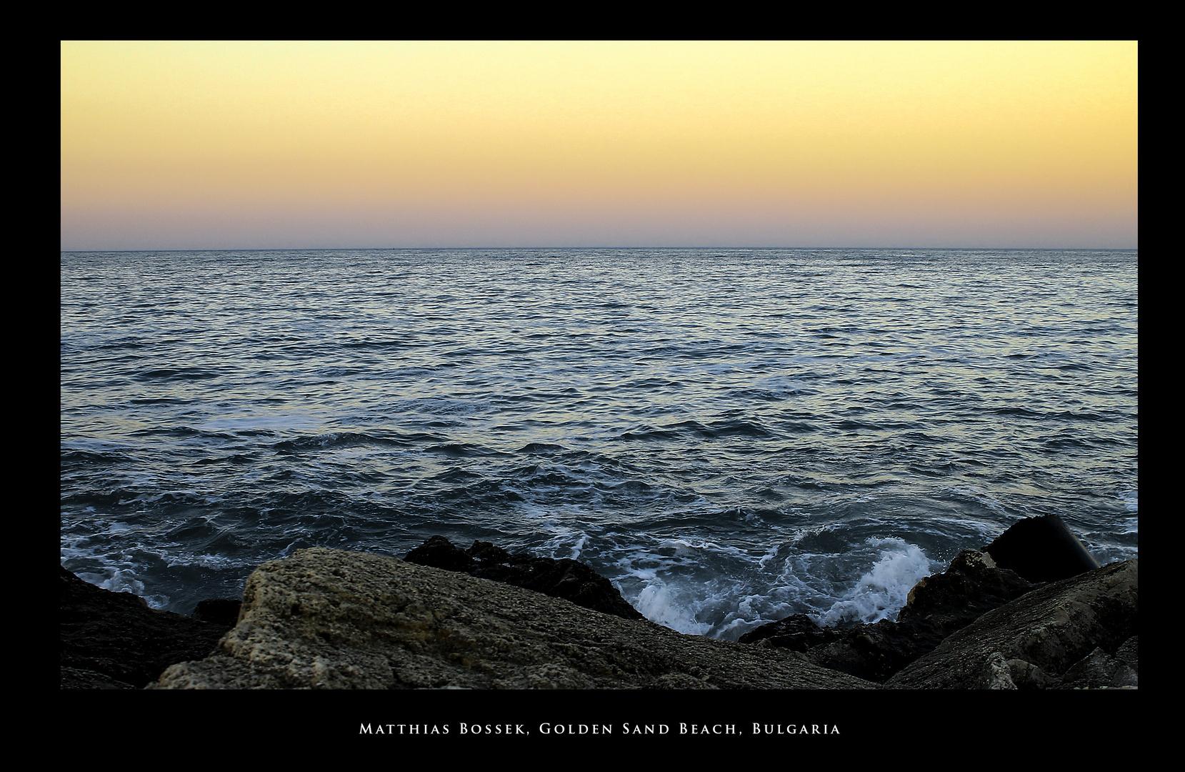 Golden Sand Beach, Bulgaria