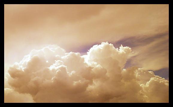 ...Golden Sky...