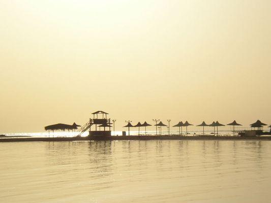Golden Sunrise in Egypt