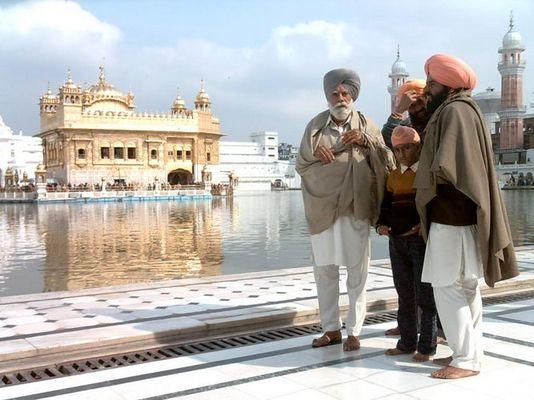 Golden Tempel in Amritsar - Indien