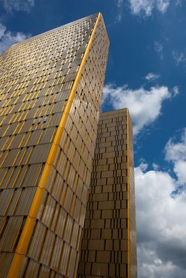 Golden Towers