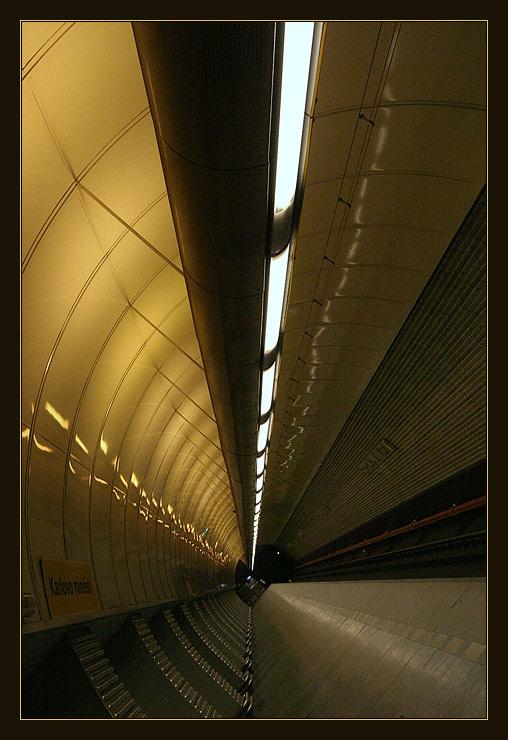 Golden Tube