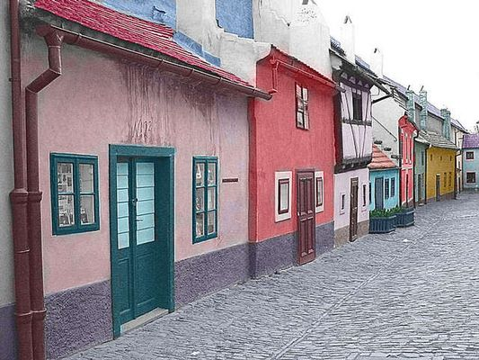 Goldene Gasse (Prag)