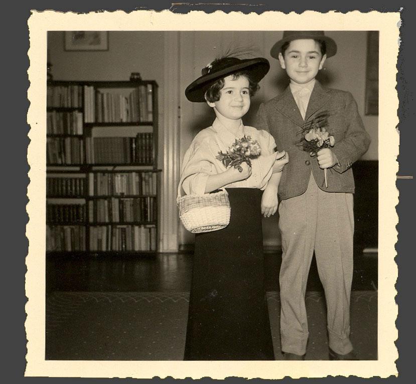Goldene Hochzeit der Großeltern