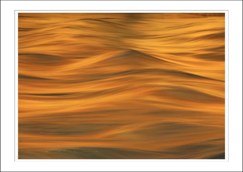 Goldene Welle