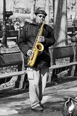 Goldene Zeiten - Central Park NYC
