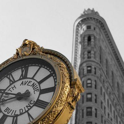 Goldene Zeiten - Flatiron NYC