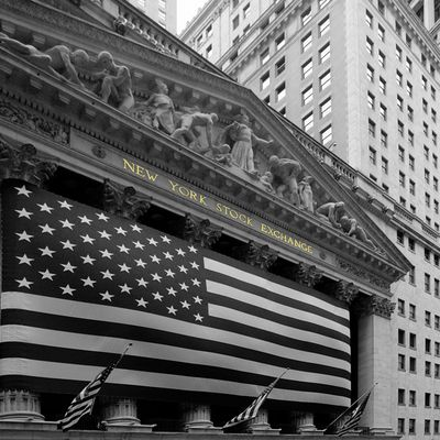 Goldene Zeiten - Wall Street NYC