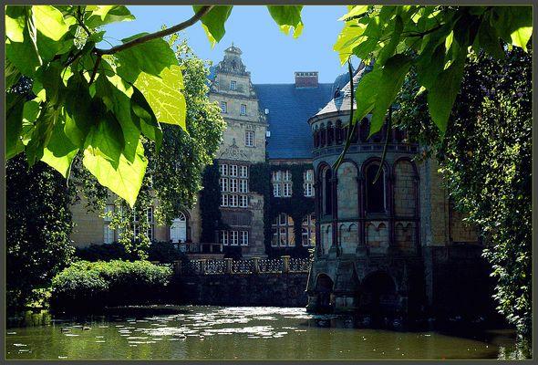 Goldener Herbst im Münsterland