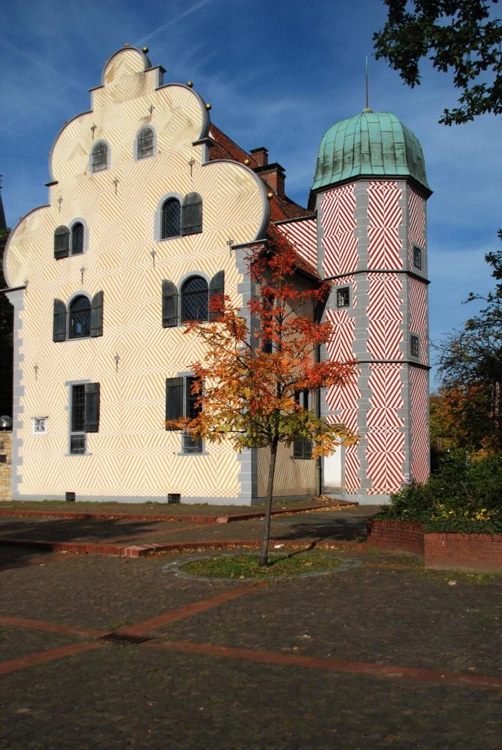 Goldener Oktober am Ledenhof