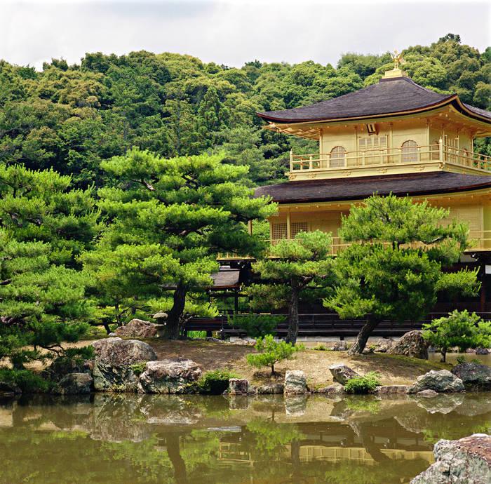 Goldener Tempel von Kyoto