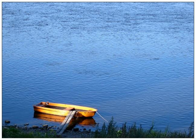 Goldenes Boot