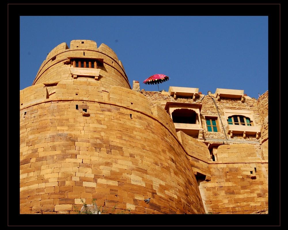 Goldenes Jaisalmer