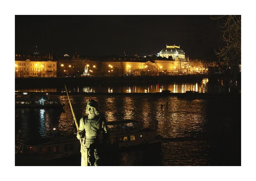 ...Goldenes Prag...