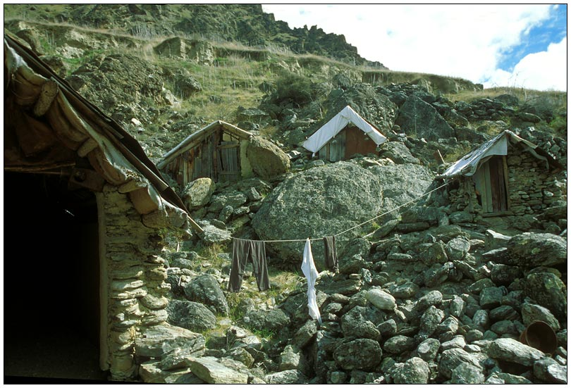 Goldgräber Camp