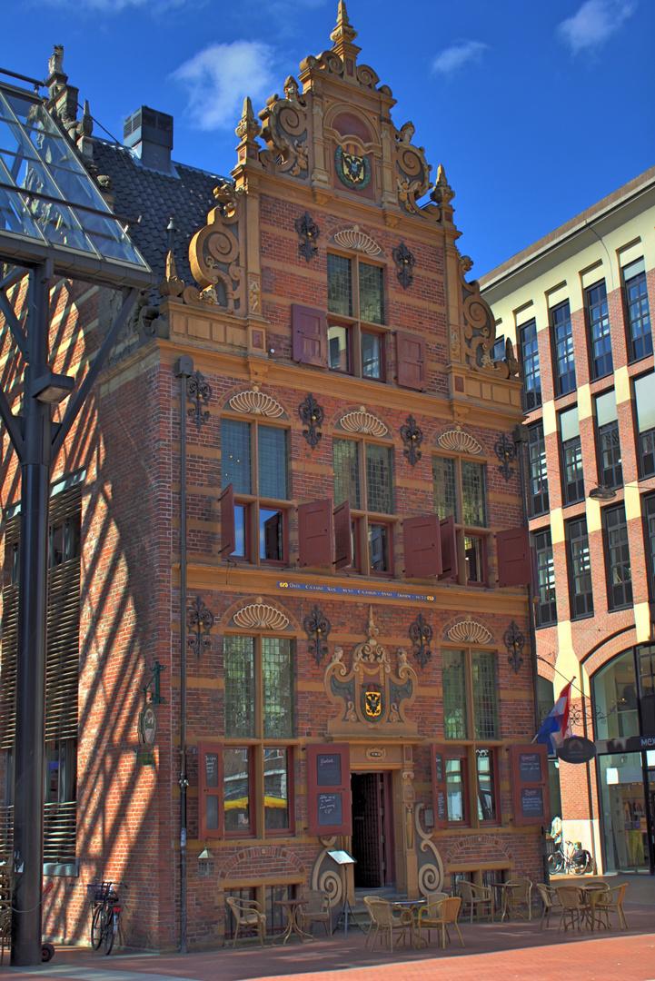 Goldkontor in Gronigen