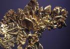 Goldkristalle