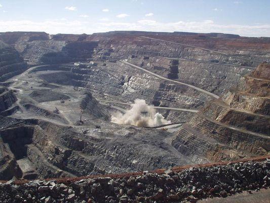 Goldmine in Kalgoorlie-Boulder