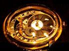 Goldstück - im Uhrenschaufenster in Zermatt gesehen
