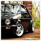 Golf 1 Cabrio / Erdbeerkörbchen ...