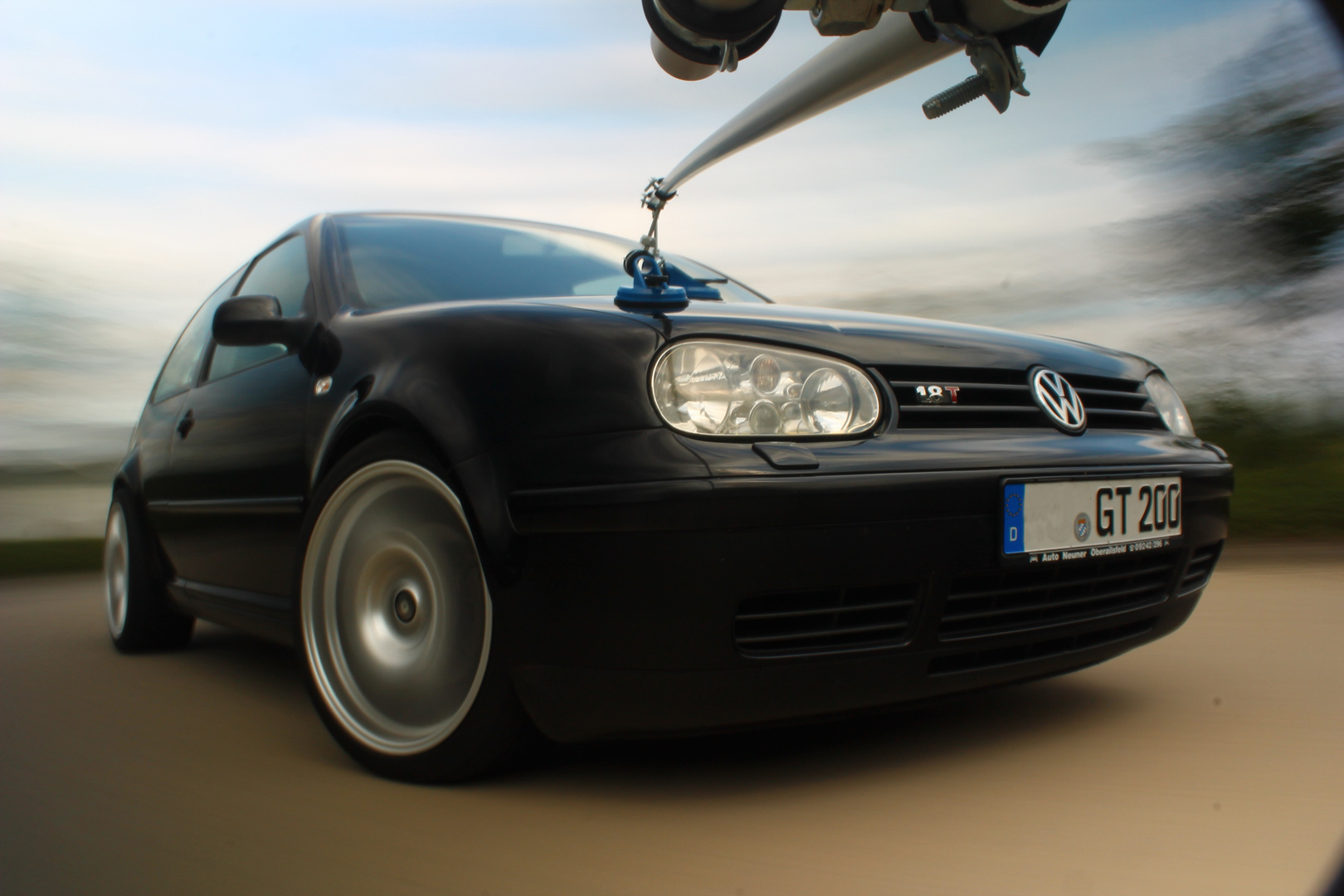 Golf 4 1.8 Turbo original