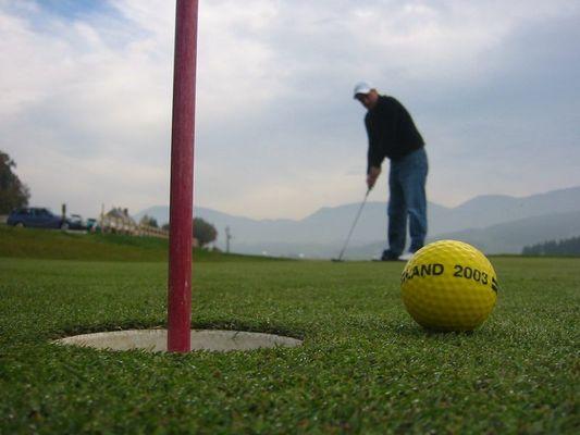 Golf für ohne Lena :-(